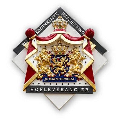 Hofleverancier Dion Ketelaars Installatietechniek sinds 1906