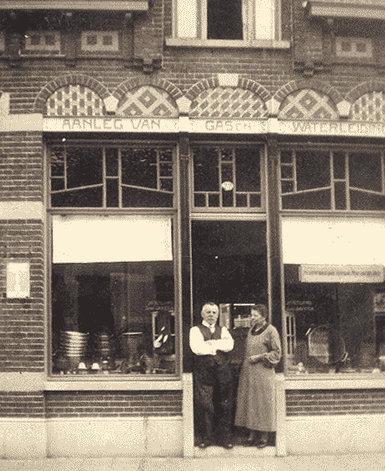 Loodgietersbedrijf Tilburg Ketelaars sinds 1906