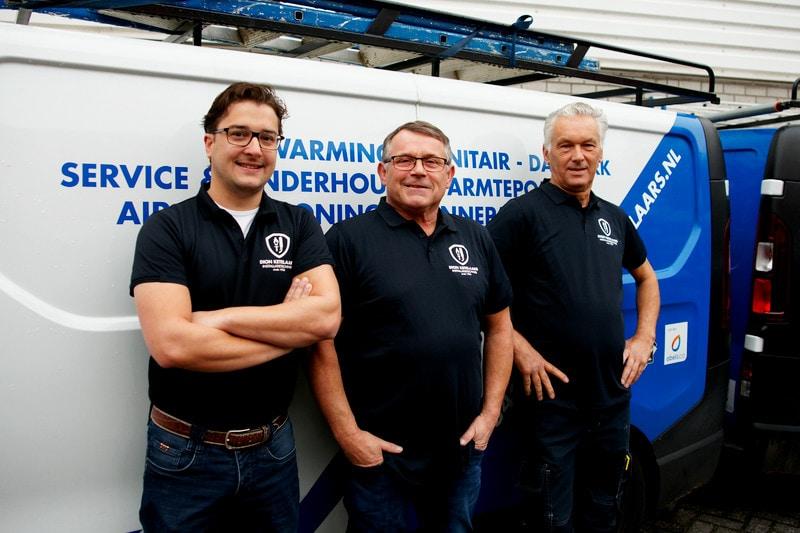 Onze onderhoudsmonteurs cv ketel Tilburg