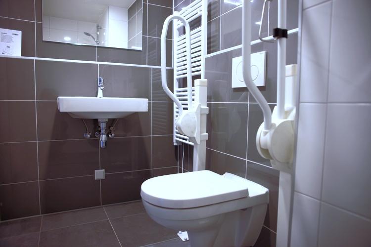 Sanitair badkamer montage appartement