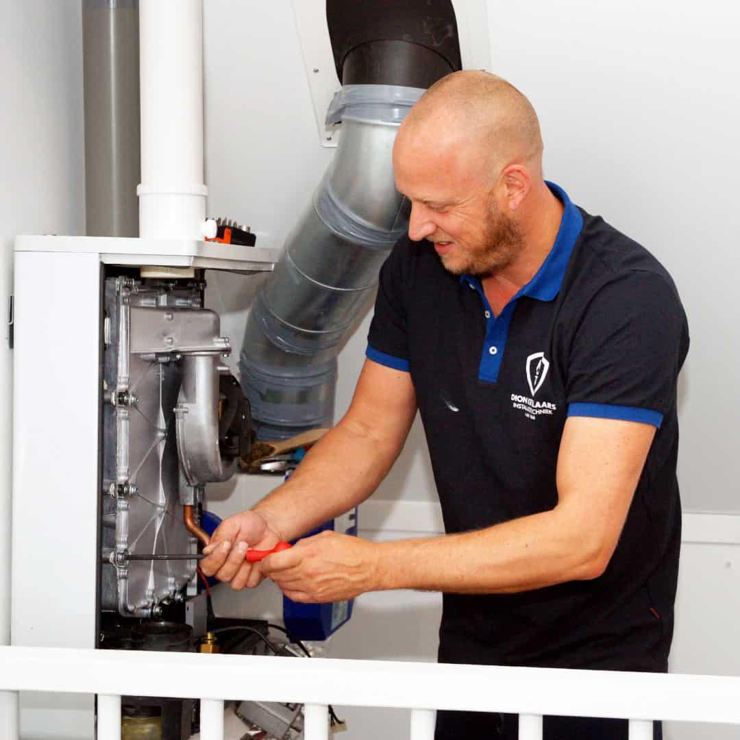 CV ketel en loodgietersbedrijf in Tilburg